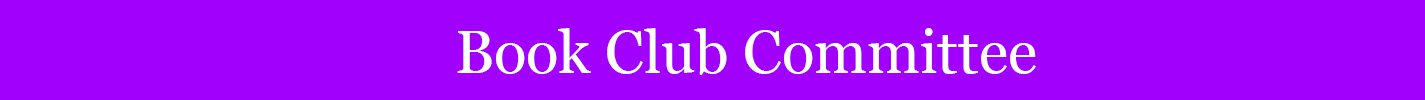 Book-Club-Committee