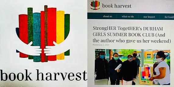 Book Harvest - StrongHER TogetHER